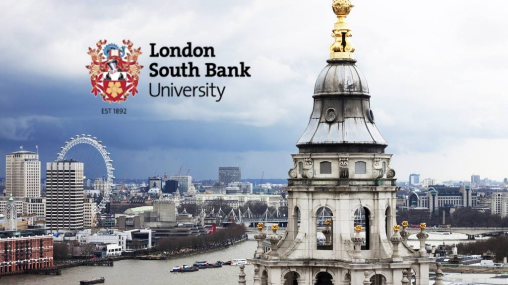 Meet London South Bank University at Get 'N Go Office on 12th Jan 2017.