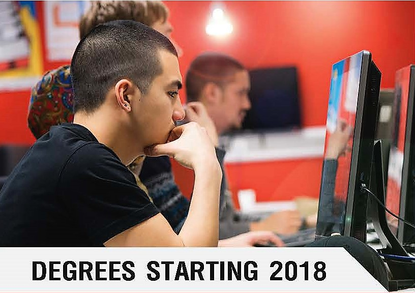 UWE degree starting